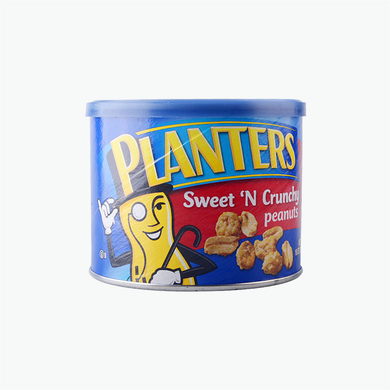Planters Sweet and Crunchy Peanuts 283g