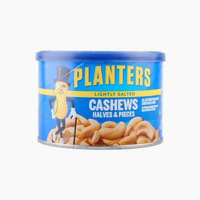 Planters Lightly Salted Cashews 226g