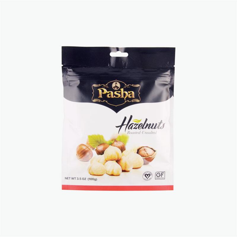 Pasha Roasted Un-salted Hazelnut Kernels 100g