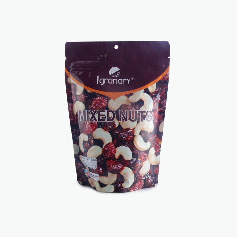 Igranary Cashew Nuts with Cranberry 120g