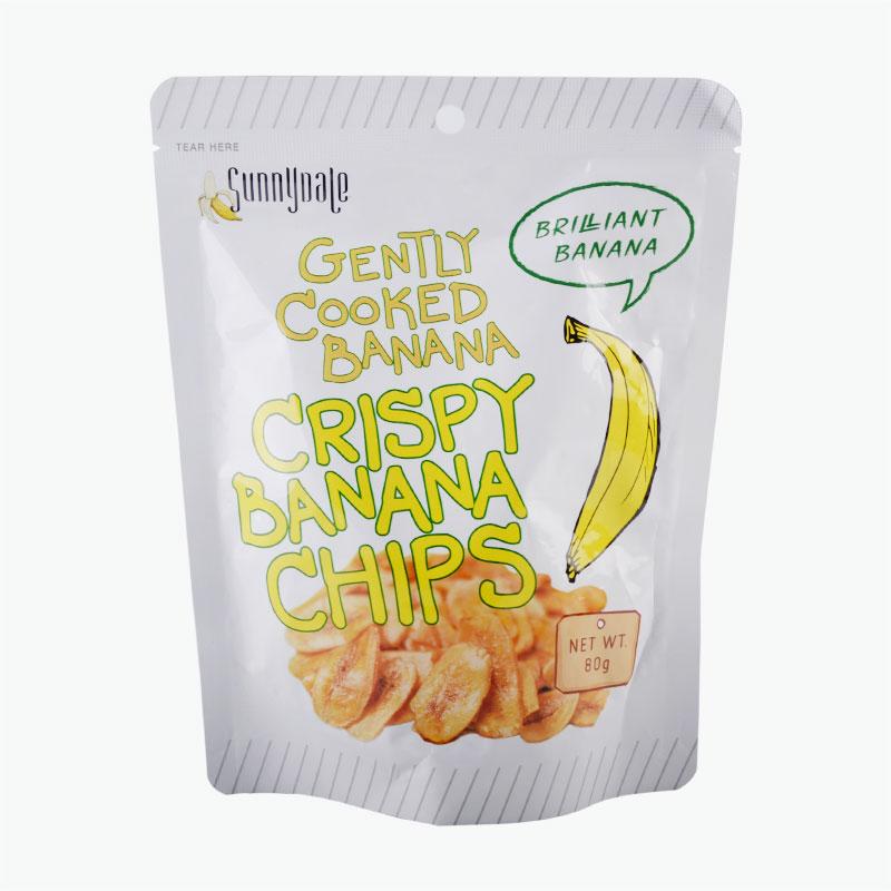 Sunny Dale Crispy Banana Chips 80g