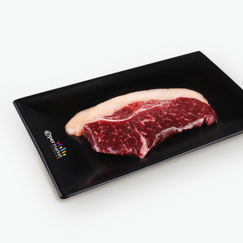 Halal Striploin Steak 180g