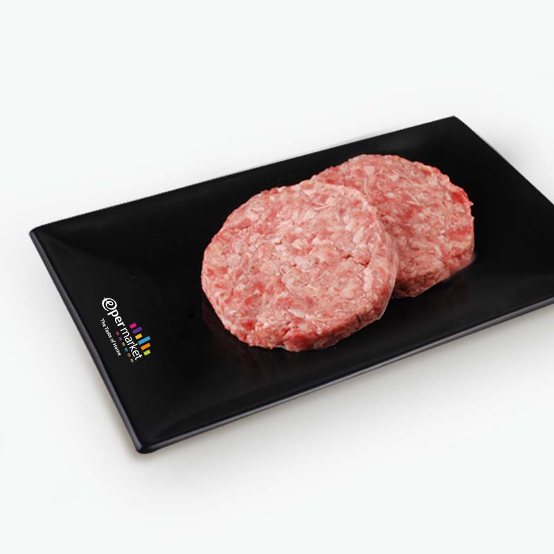 EperSelect, Superior Australian Beef Patties (Grain Fed) 200g±5%