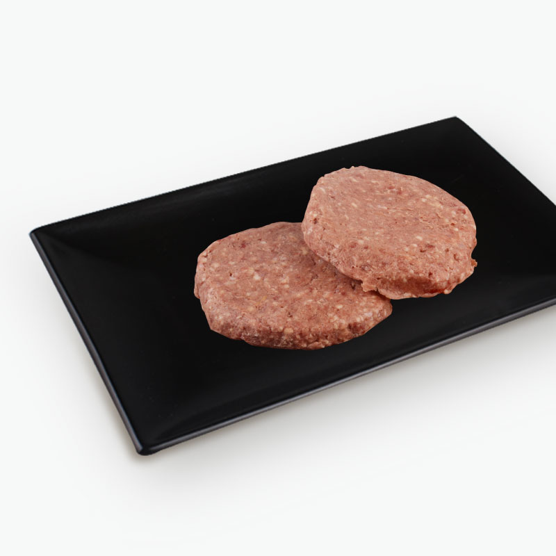Elders Beef Patties with Seasoning 100gx2