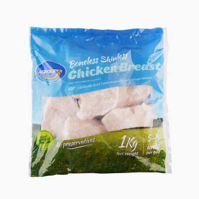 Agrosuper Chicken Breast 1kg