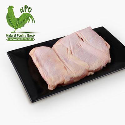 NPG, Boneless Chicken Thighs 490g