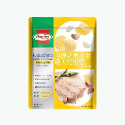 Light Life Chicken Breast (Garlic&Butter)106g