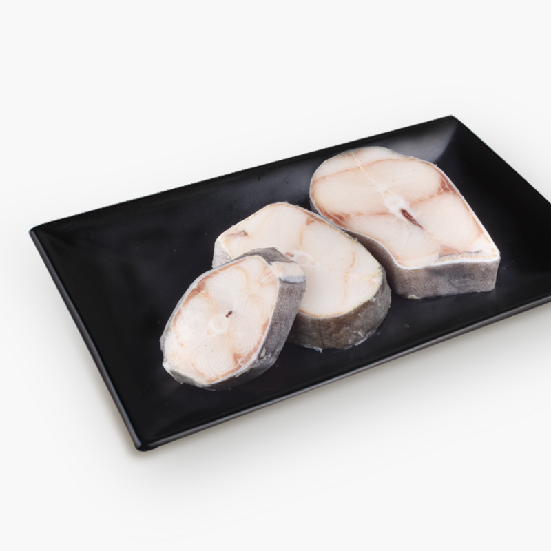 Clipper Seafoods, Alaskan Black Cod Steaks 500g