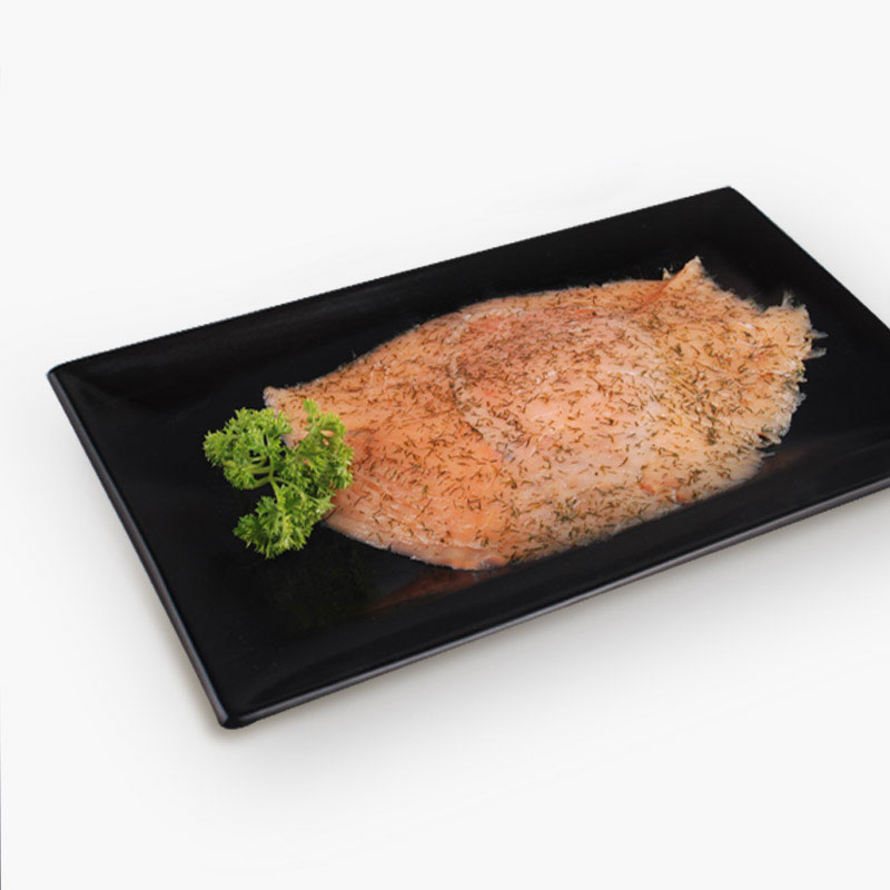 Jinjun, Smoked Salmon With Dill (Sliced) 200g