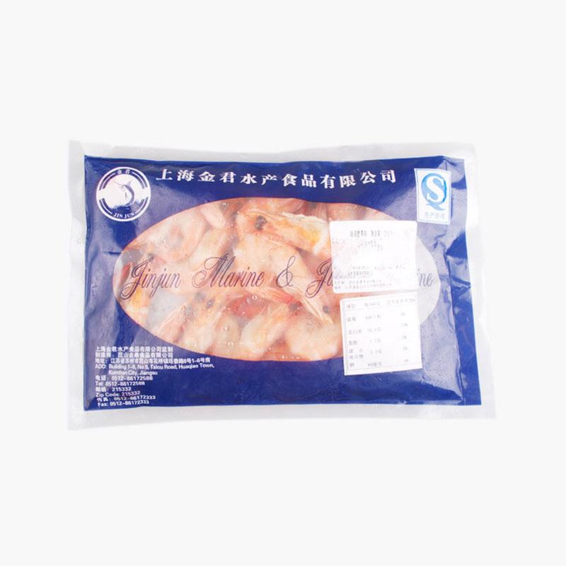 Jinjun, Cooked Whole Shrimp 300g