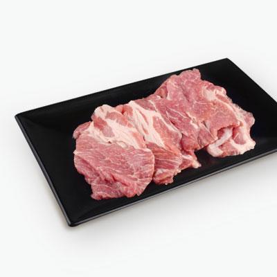 Ruijin Black Pig Pork Shoulder Slices 300g