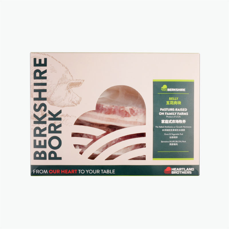 Berkshire Pork Belly 300g