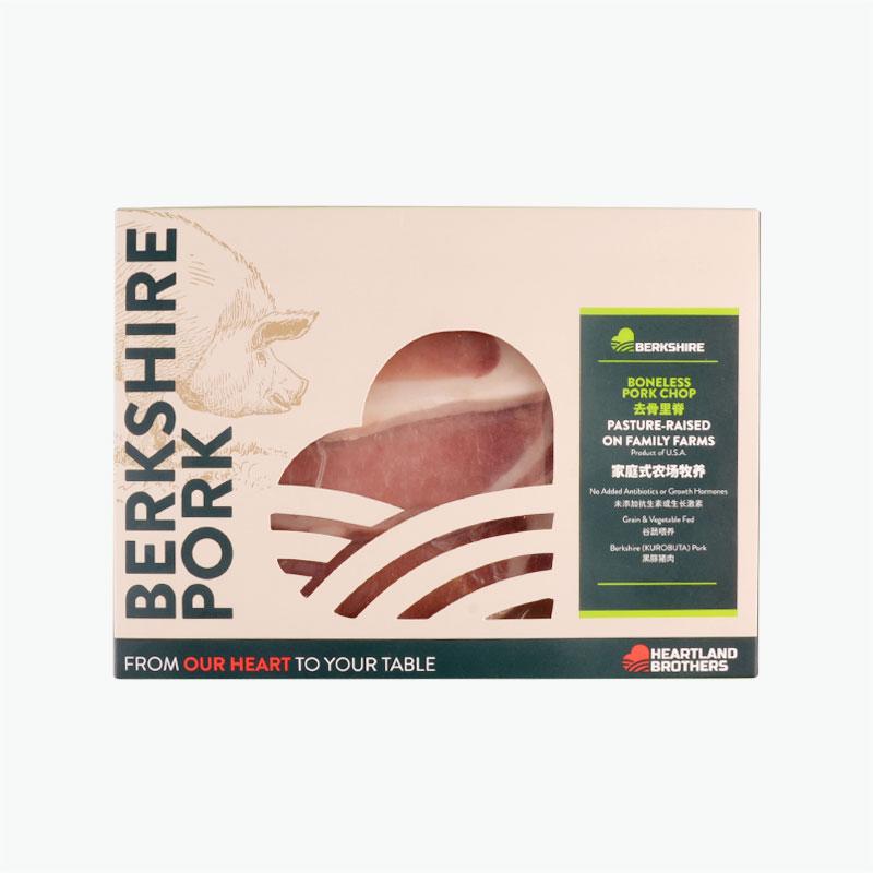 Berkshire Pork Boneless Top Loin 350g