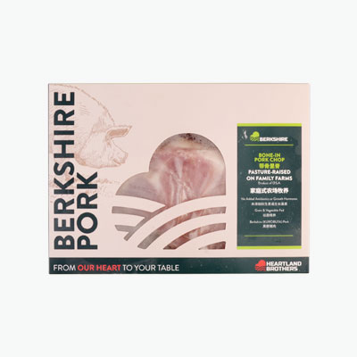 Berkshire Pork Rack   400g