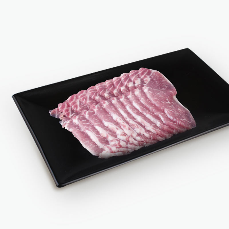 Iberico Sliced Pork Loin 200g