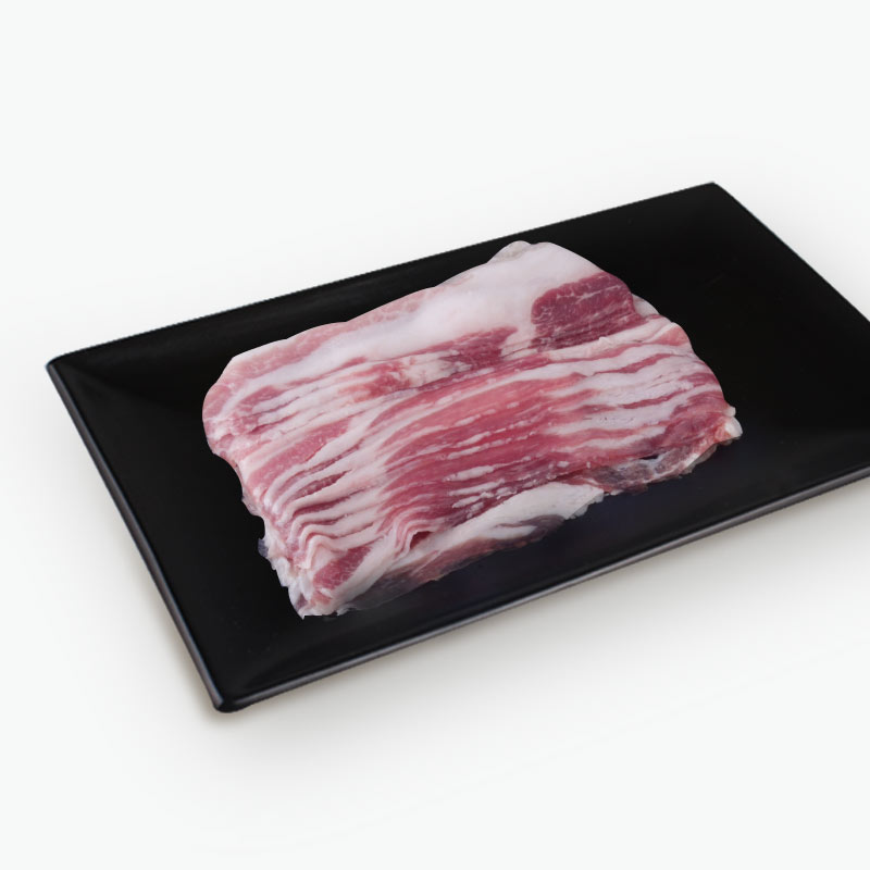 Iberico Sliced Belly Pork 200g