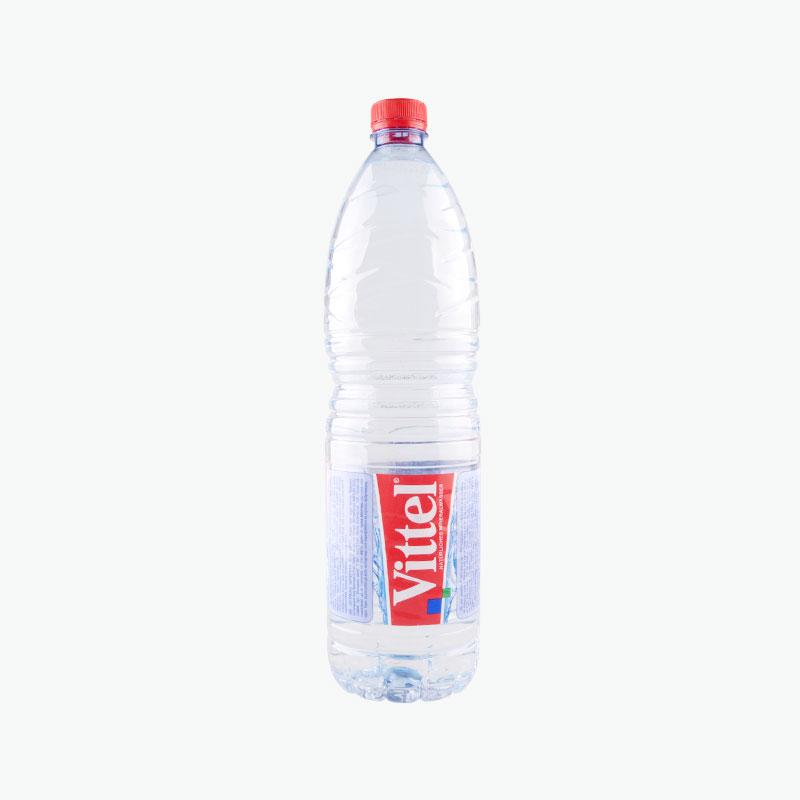 Vittel Natural Mineral Water 1.5L