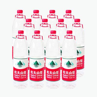 Nongfu, Still Natural Mineral Water 1.5L x12