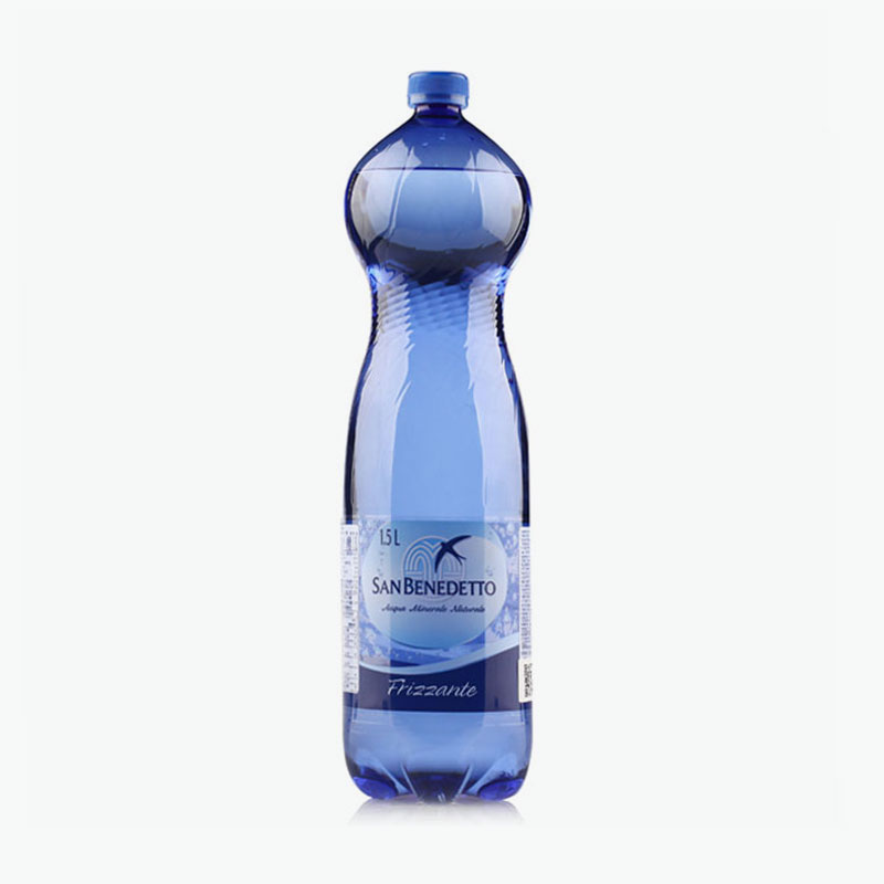 San Benedetto Sparkling Natural Mineral Water 1 5l