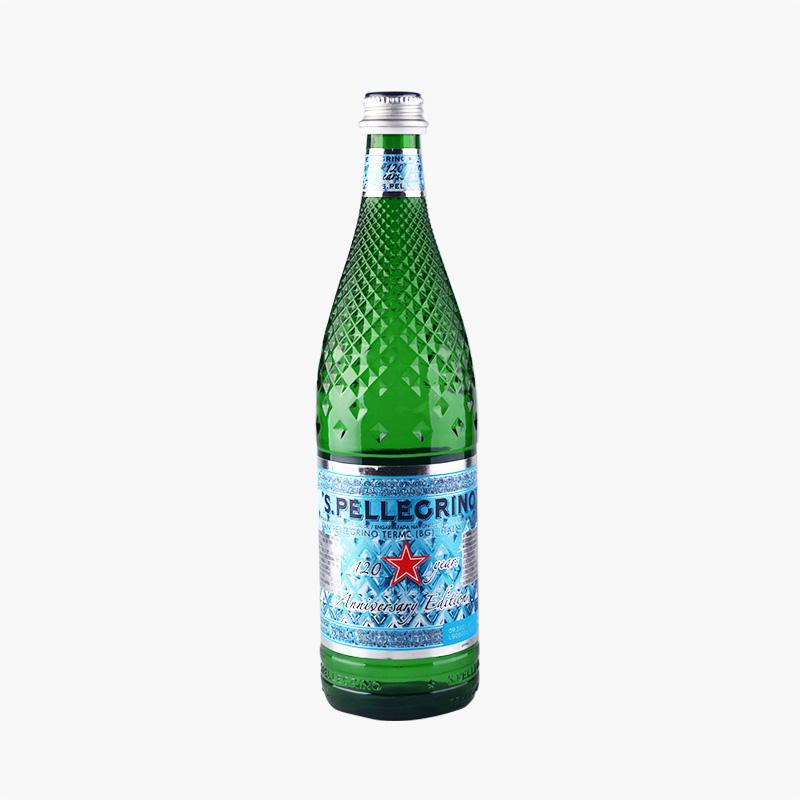 S.Pellegrino Sparkling Natural Mineral Water 750ml x4