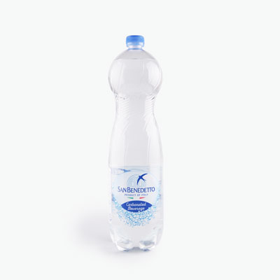 San Benedetto Carbonated Natural Drinking Water 1.5L