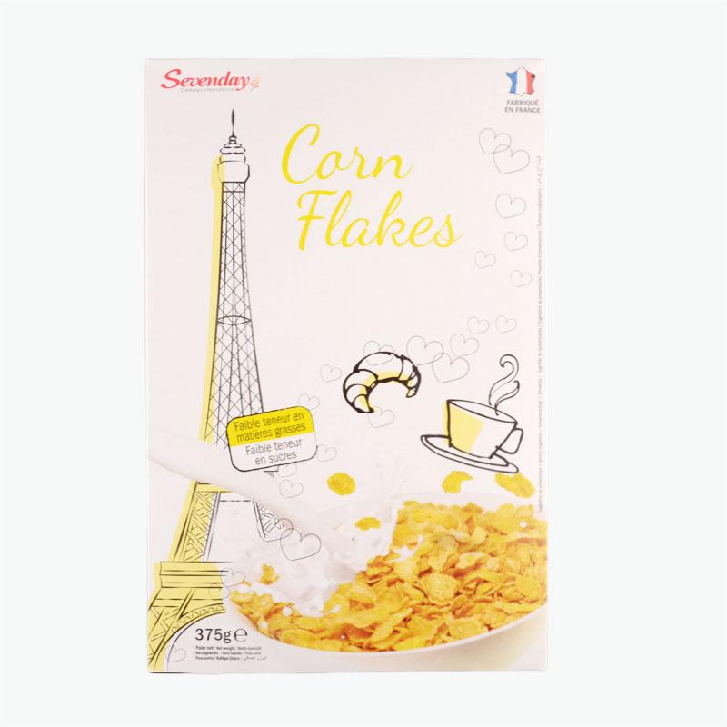 Sevenday Corn Flakes 375g