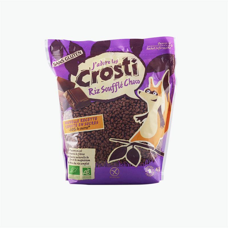 Favrichon Chocolate Rice Puffs 425g