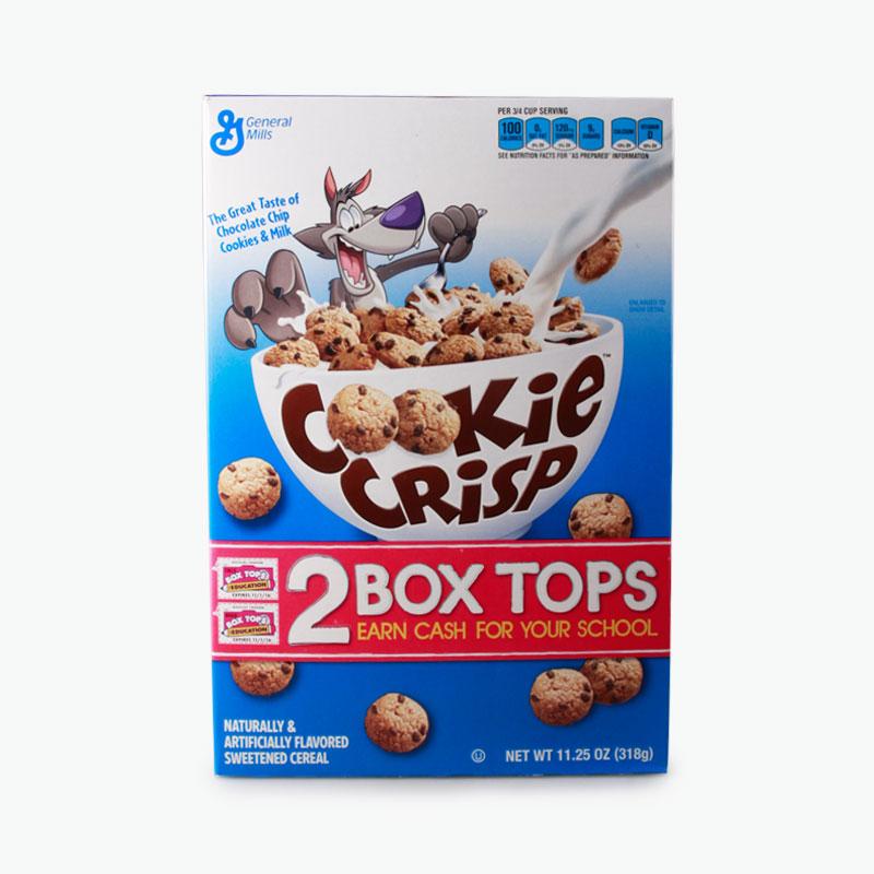 General Mills, Cookie Crisp Cereal 318g