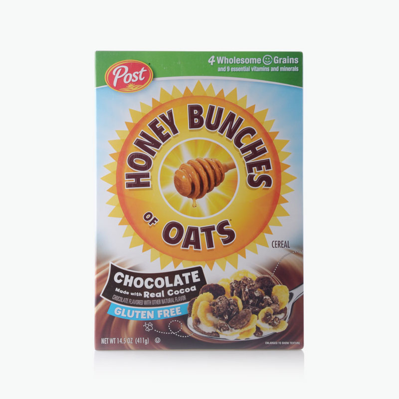 Post, Honey Bunches of Oats (Chocolate) 411g