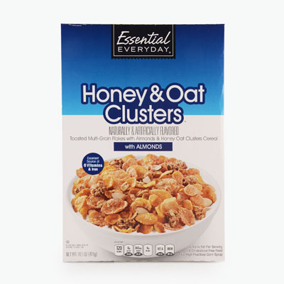 Essential Everyday Oats Amp Flakes All Natural Cereal With