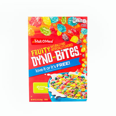 Malt Meal Tootie Fruity Dyno-Bites Cereal 354g