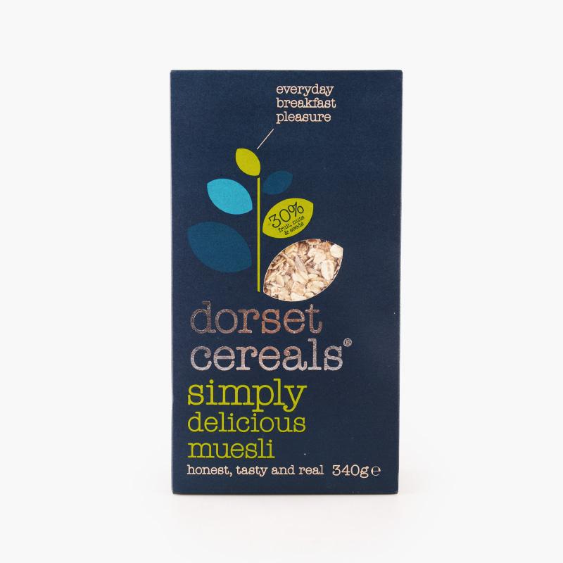 Dorset Cereals Simply Delicious Muesli 340g