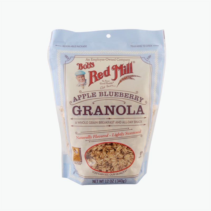Bob's Red Mill, Granola (Apple Blueberry) 340g