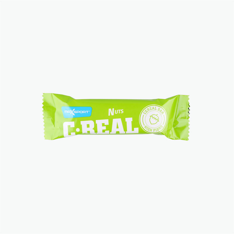 Maxsport C-Real Nuts Bar 40g