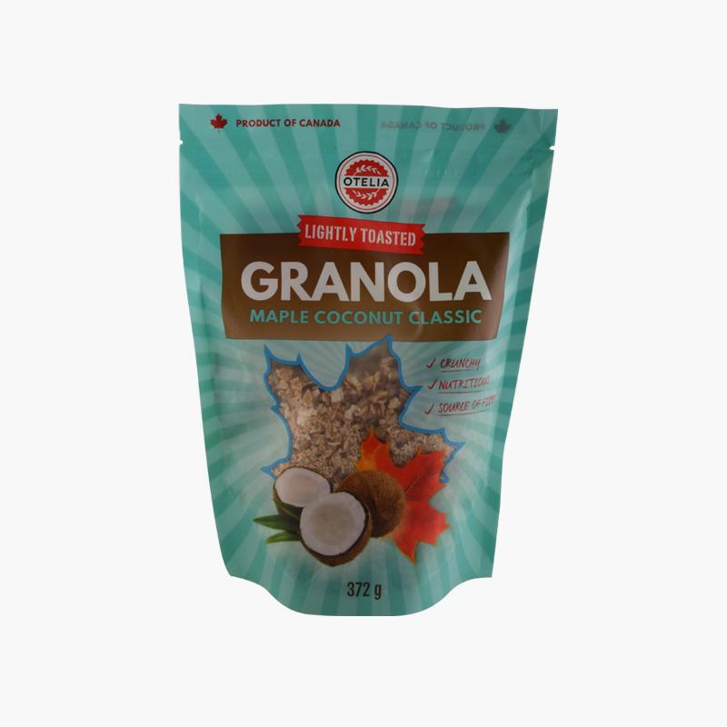 Otelia, Toasted Granola (Maple Coconut Classic) 372g
