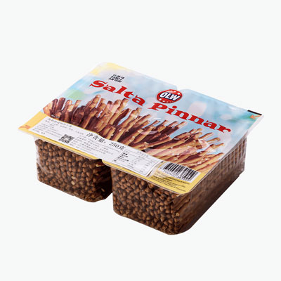 OLW Salted Stick Biscuits 250g