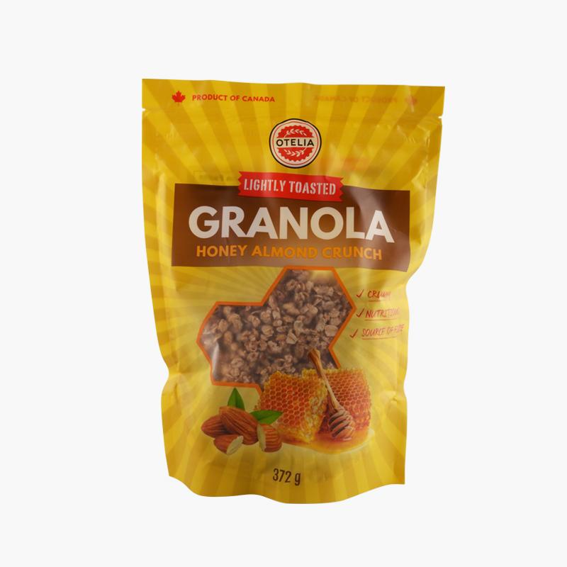 Otelia, Toasted Granola (Honey Almond Crunch) 372g