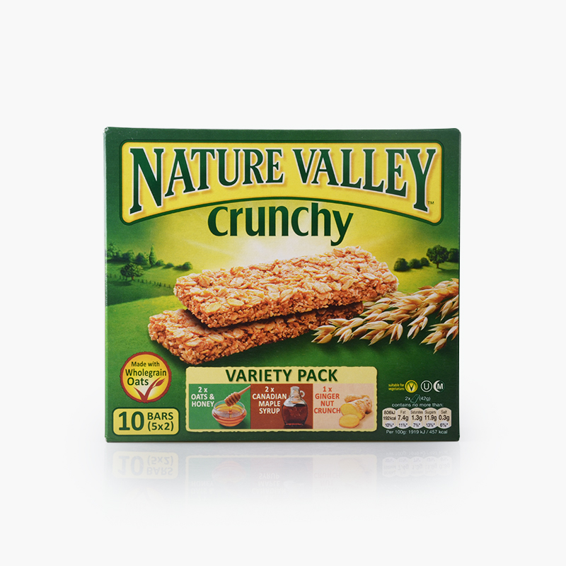 Nature Valley, Granola Bar (Variety Pack) x5 210g