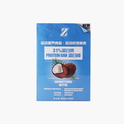 Zlata Coconut Protein Bars 30g x12