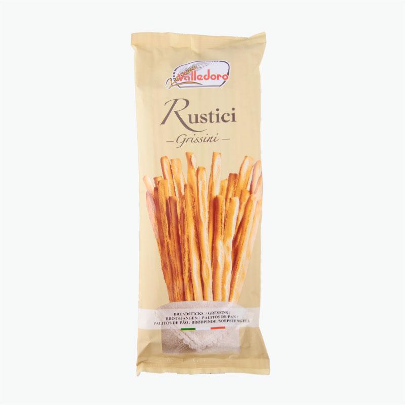 Valledoro Rustici Italian Breadstick 100g