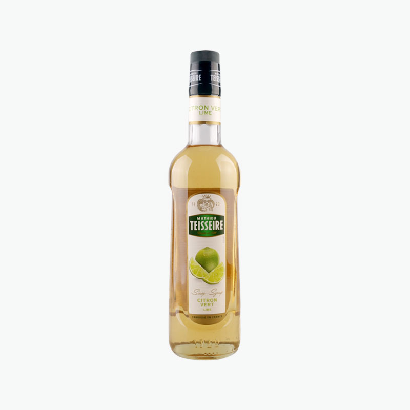 Teisseire, Lime Syrup 700ml