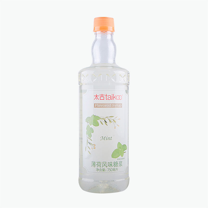 Taikoo Mint Flavored Syrup 750ml