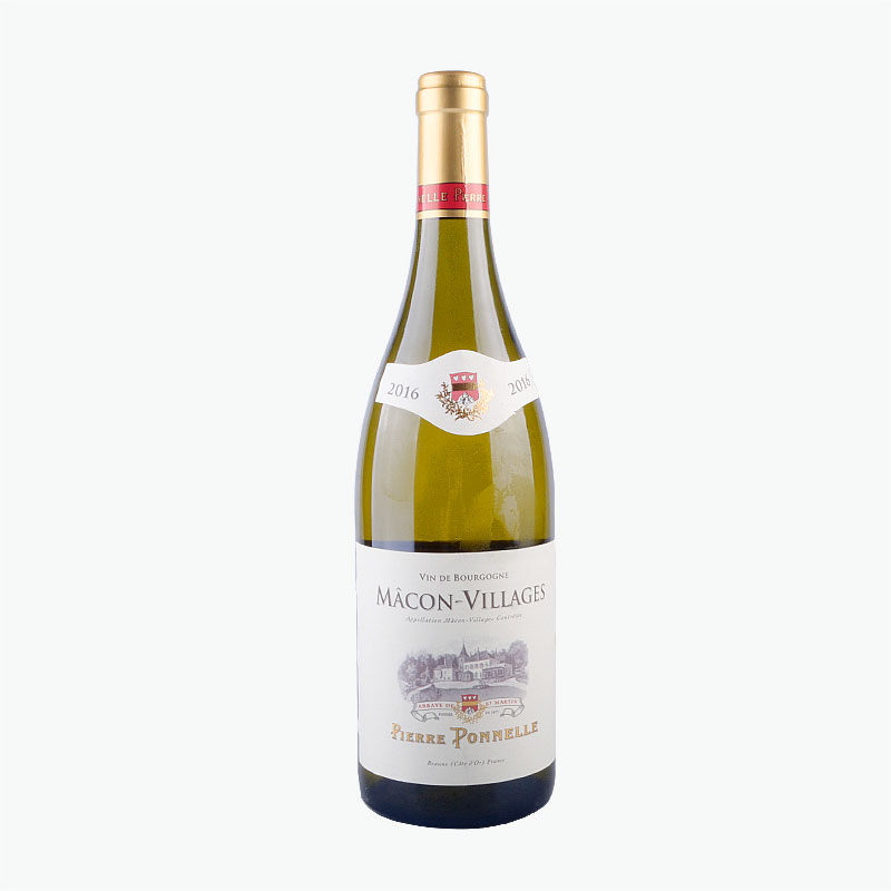 Pierre Ponnelle AOC Macon-Villages 750ml