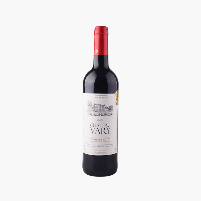 Chateau Vary Bordeaux 750ml