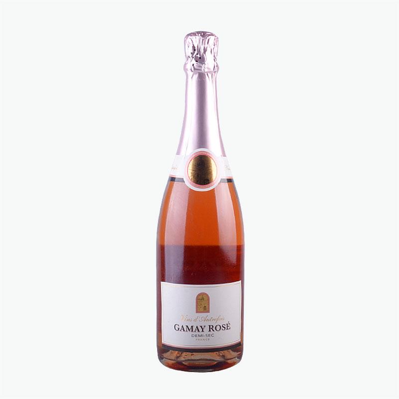 Vins D'Autrefois Gamay Rose Mousseux 750ml