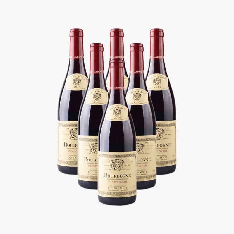 Louis Jadot Bourgogne Pinot Noir x6