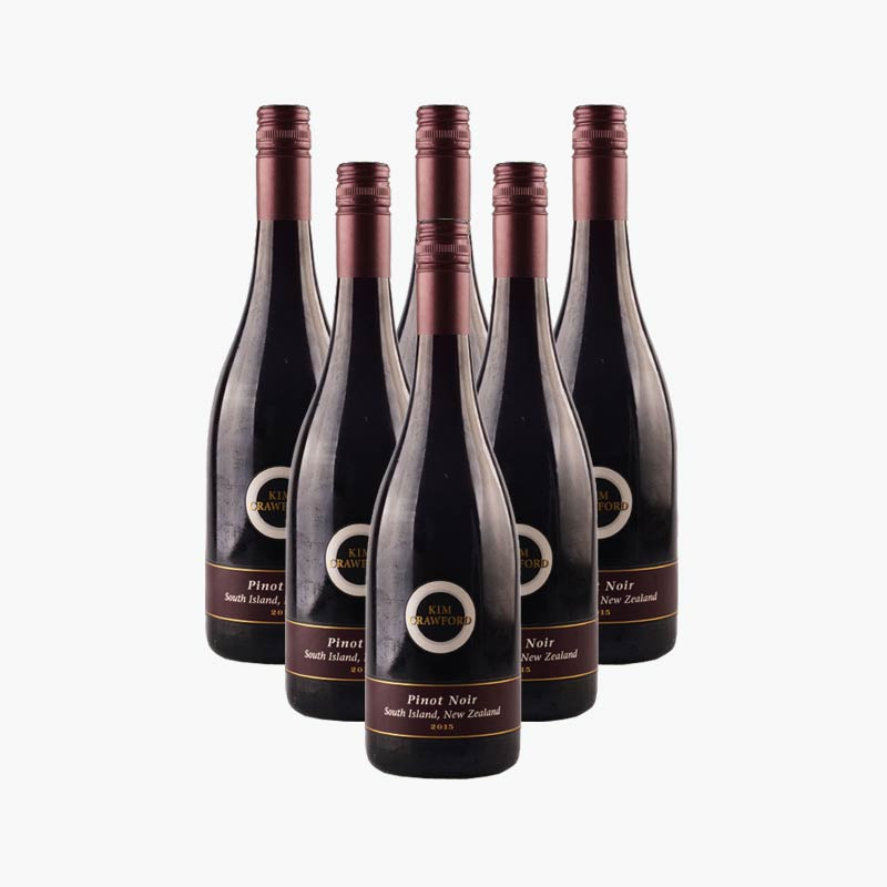 Kim Crawford Pinot Noir x6