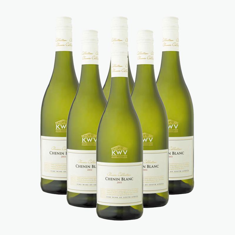 KWV Classic Chenin Blanc x6