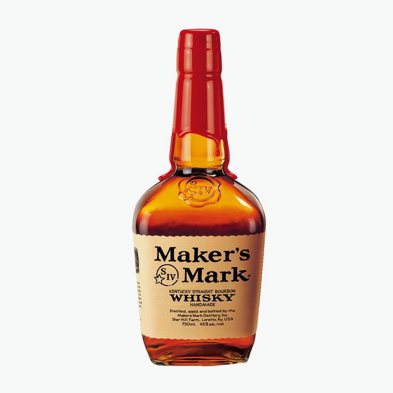 Maker's Mark, Bourbon Whisky 700ml