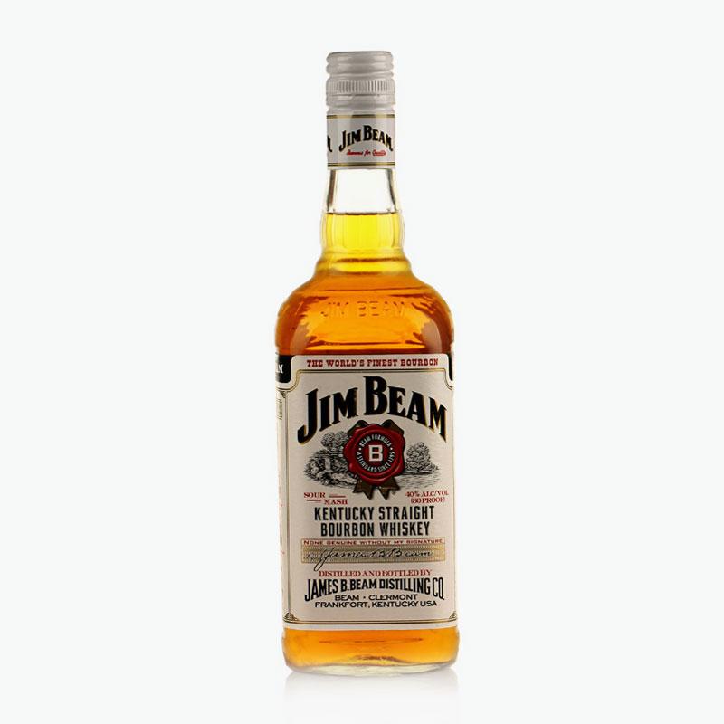Jim Beam, Bourbon Whisky 750ml